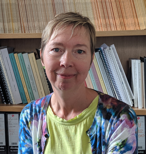 Dr. Caroline Watt, chair of the Koestler Parapsychology Unit at University of Edinburgh