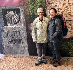 111 km to Sarria