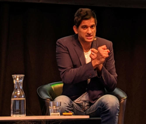 """Dr. Rangan Chatterjee shared key points of his latest book, """"The Stress Solution."""""""